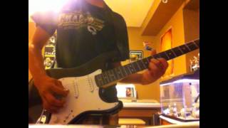 Kutless - All Who Are Thirsty (Guitar Tutoria)l