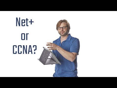 Network+ or CCNA? Where to Start in 2020! - YouTube