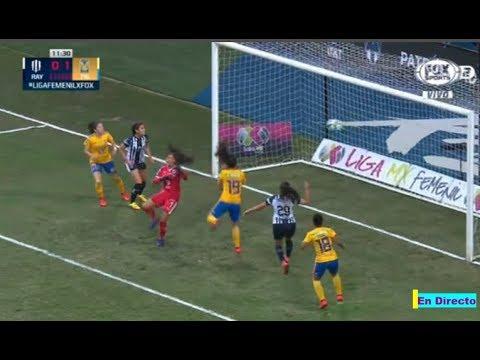 Monterrey vs Tigres FINAL Liga Femenil