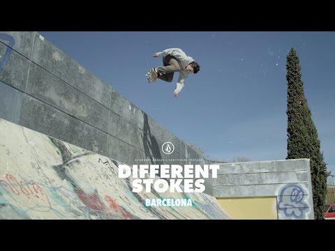 Volcom - Different Stokes - Barcelona