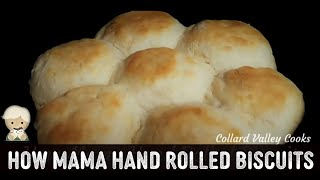 How We Make Old Fashioned Rolled Biscuits, Simple Southern Buttermilk Biscuits are Best!