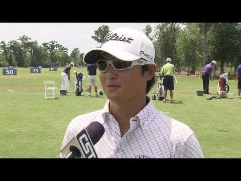 Golfer Ryuji Imada Plays For More Than Just His Career