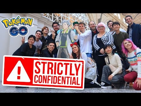 THE SECRETS OF NIANTIC! What did I learn at the Pokémon GO Summit?