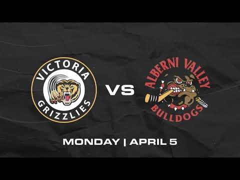 Grizzlies VS Bulldogs | April 5th | HIGHLIGHTS