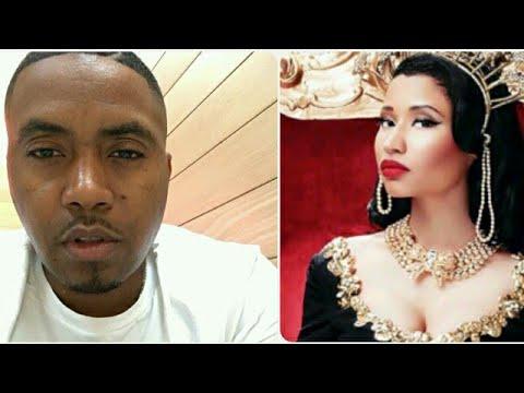 Nas Calls Nicki Minaj Queen on New York Fans React