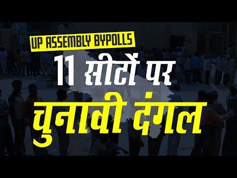 UP मेंइन 11 विधानसभा सीटों पर कौन जीतेगा ?UP Assembly Election 2019