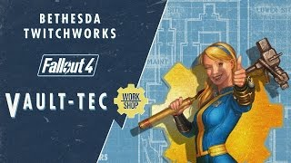 videó Fallout 4: Vault-Tec Workshop