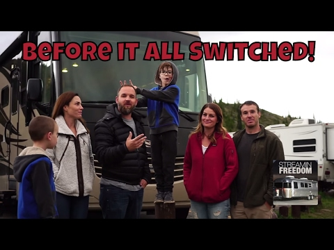 Less Junk More Journey The Fulltime RV Family YouTube Sensation With Tour (S2E34)