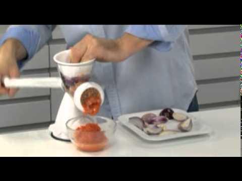 Video Mlýnek na maso Tescoma HANDY, univerzální 1
