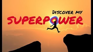 DISCOVER MY SUPERPOWER WORKSHOP TRAILER