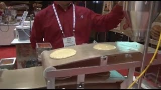 Lil Orbits talks Mini Donuts at IAAPA 2013