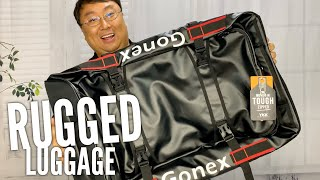 Rugged Waterproof Rolling Duffle Bag By Gonex Review