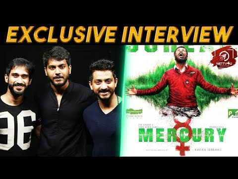 Mercury Team Reveals A Shocking Truth About Prabhu Deva #SRK Leaks | Sananth | Deepak Paramesh