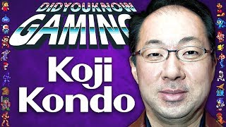 Koji Kondo: From Punch-Out!! to Super Mario Maker 2 - Did You Know Gaming? Ft. Furst