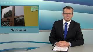 TV Budakalász / Budakalász Ma / 2020.10.26.