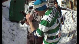 preview picture of video 'arroiabe snowboard negua 08-09 Trrible films'