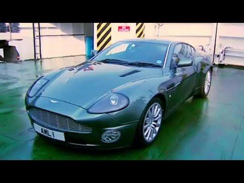 Aston Martin Vanquish vs Ferrari 575 part 1 – BBC
