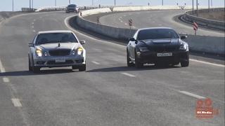 Need For Speed Osetia: гонки (BMW M6, BMW M5 e39, Mercedes E55 Kompressor, Mercedes S55 AMG)