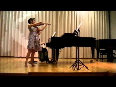 Schumann Violin Sonata in D Minor, Op. 121: Live from Vienna, 2010