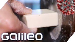 Kernseife vs. Corona: So wird Seife produziert! | Galileo | ProSieben