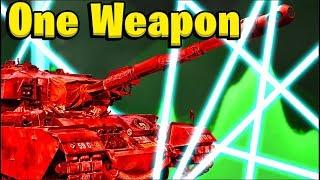 One Weapon Rebounds Challenge In Shellshock Live Showdown