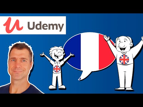 French Course | Learn French Easily on Udemy - YouTube