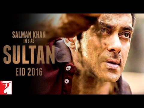 Salman Khan in & as SULTAN