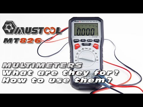a \'how to use\' & \'why do you need one\' video on Multimeters in general :)