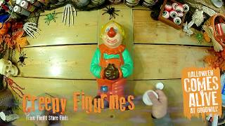 DIY Creepy Figurines