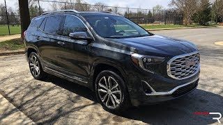 2018 GMC Terrain Denali – Standing Out From The Crowd