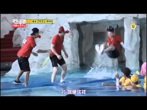 Image of: Ersby gdragons Funny Part 130915 Running Man Korea Dispatch Gdragons Funny Part 130915 Running Man