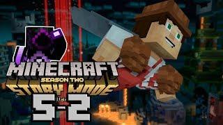 Minecraft Story Mode - Season Two 我的世界 故事模式 第二季- 第5集 凌駕超越 PartⅡ 煙火升空