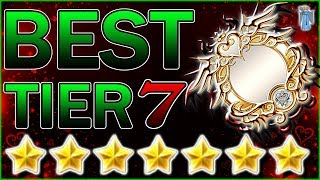 Best Tier 7 Medals To 7 Star ~ KH Union χ[Cross]