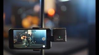 Микрофон для iPhone – iRig Mic Field