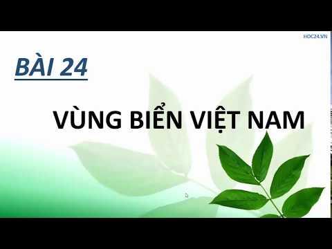 Địa 8 bài 24