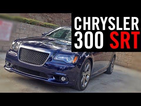 Chrysler 300 SRT8 -  THE ESSENTIALS TEST DRIVE