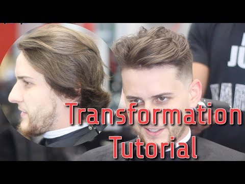 Crazy Transformation Haircut Tutorial! Shear Work
