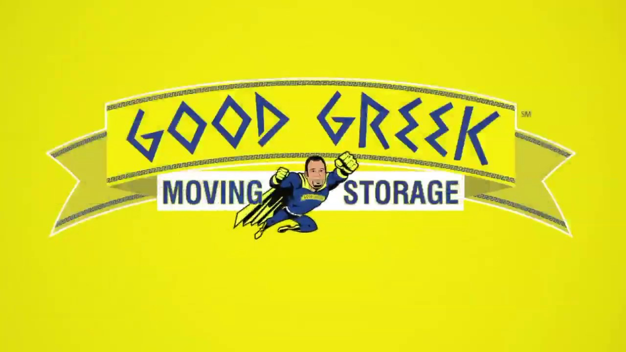Good Greek Moving Company 30 Video Promotion