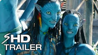 "AVATAR 2 - Teaser Trailer #1 Concept (2020) ""Return to Pandora"" Zoe Saldana Movie"