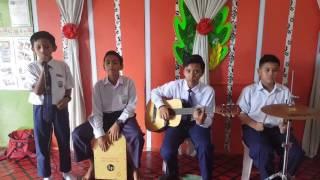 Ku Hanya Sayang Padamu - Aiman Tino ( cover by Ridzwan Kesenian SKL)