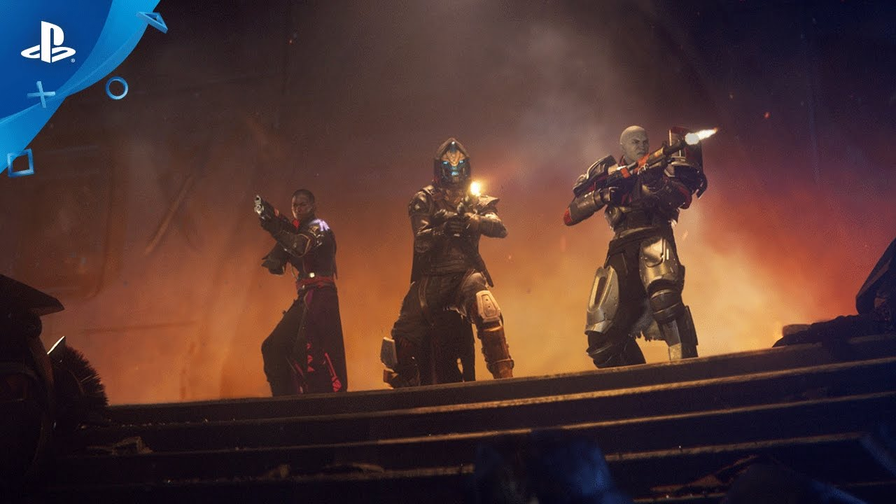 Destiny 2 Coming to PS4 September 8, Watch the Reveal Trailer