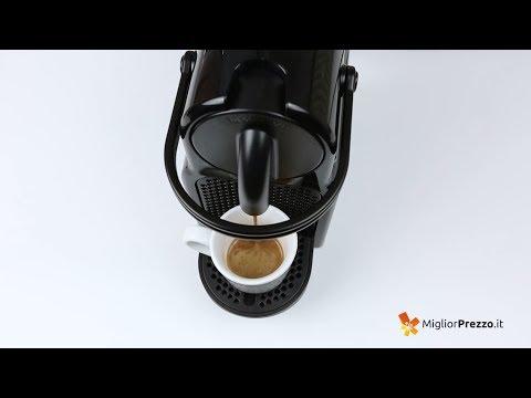 Macchina da caffè Nespresso Inissia EN80 Video Recensione