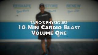 10 Min Cardio Blast Workout