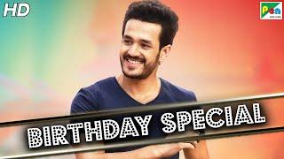 Akhil Akkineni Birthday Special | Best Movie Stunt | Dayaalu | Hindi Dubbed Movie