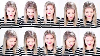 10 MODERN HAIR PARTING LINES   Milabu
