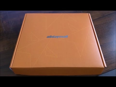 Alldaymall Android Tablet 7 Inch 16GB A88T Unboxing/Review