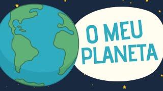 Músicas E Canções Para Crianças | O Meu Planeta | Toobys | HD