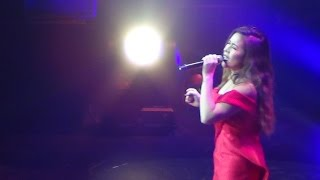 ANGELINE QUINTO - Patuloy Ang Pangarap (DIVAS Live in Manila!)