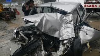Muğla road traffic accidents: 1 heavy 4 injured