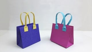How To Make A Paper Bag?
